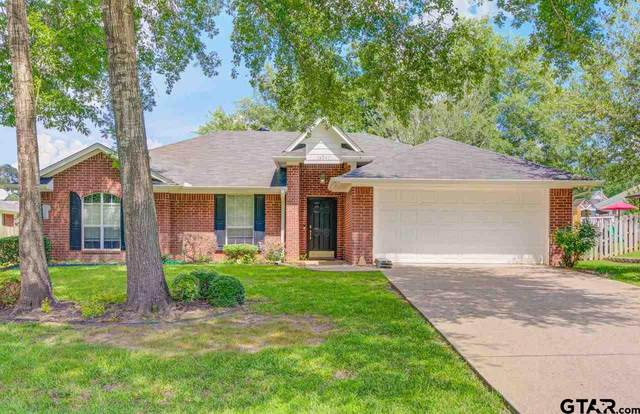 16547 County Road 164, Tyler, TX 75703 (MLS #10136141) :: Griffin Real Estate Group