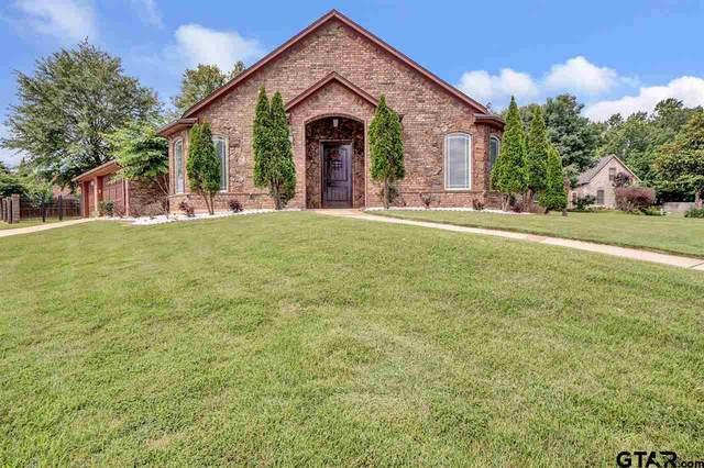 2400 Shadow Creek Circle, Longview, TX 75605 (MLS #10136151) :: RE/MAX Professionals - The Burks Team