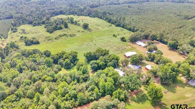 329 County Road 3208, Jacksonville, TX 75766 (MLS #10136162) :: Griffin Real Estate Group