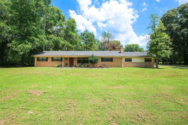 237 County Road 4920, Troup, TX 75789 (MLS #10136178) :: Griffin Real Estate Group