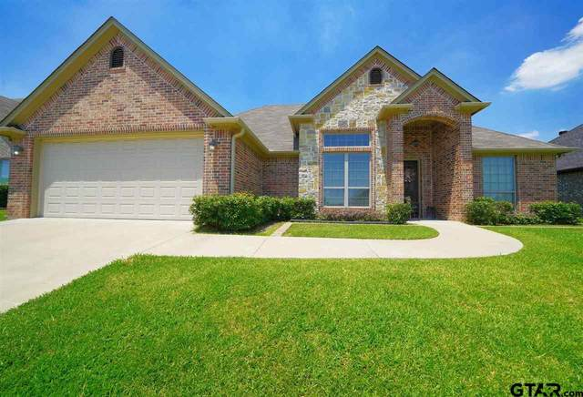 7331 Kingsport Lane, Tyler, TX 75703 (MLS #10136196) :: RE/MAX Professionals - The Burks Team
