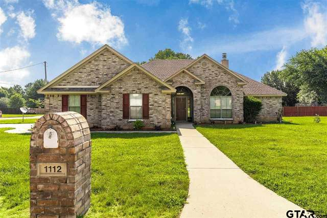 1112 Acapulco Ln, White Oak, TX 75693 (MLS #10136201) :: Realty ONE Group Rose
