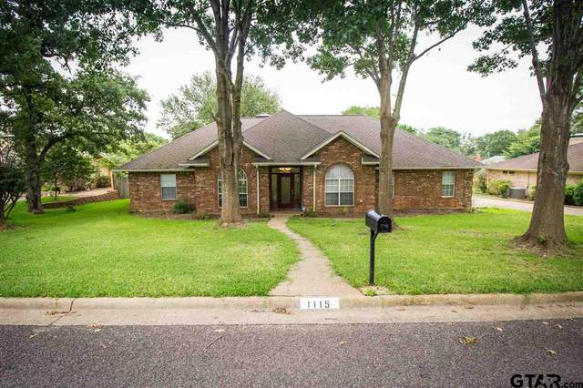 1115 Oval Dr., Athens, TX 75751 (MLS #10136275) :: Realty ONE Group Rose
