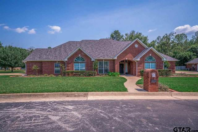 1859 Frostwood  Dr., Tyler, TX 75703 (MLS #10136293) :: Realty ONE Group Rose