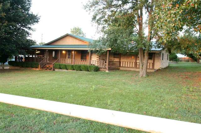 1925 S Otyson Road, Mt Pleasant, TX 75455 (MLS #10136323) :: Realty ONE Group Rose