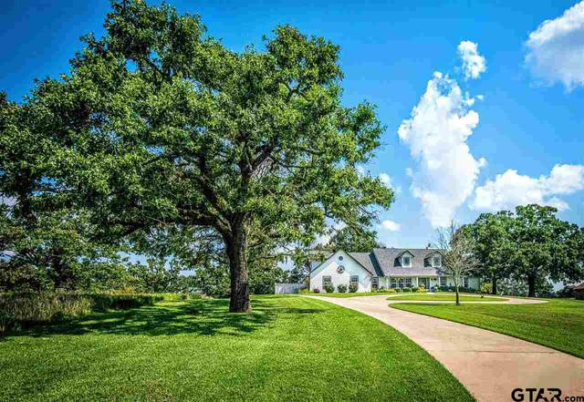 5964 High Point Court, Athens, TX 75752 (MLS #10136331) :: Realty ONE Group Rose