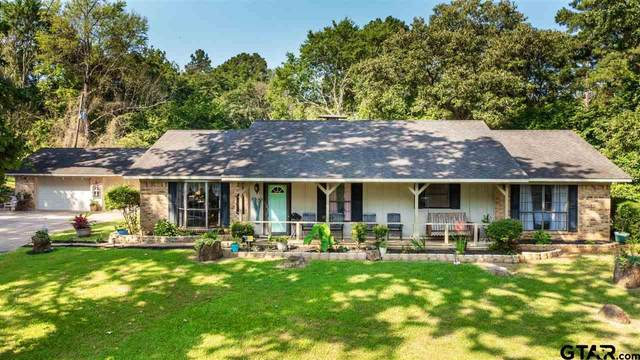 856 County Road 236 E, Henderson, TX 75652 (MLS #10136344) :: Realty ONE Group Rose