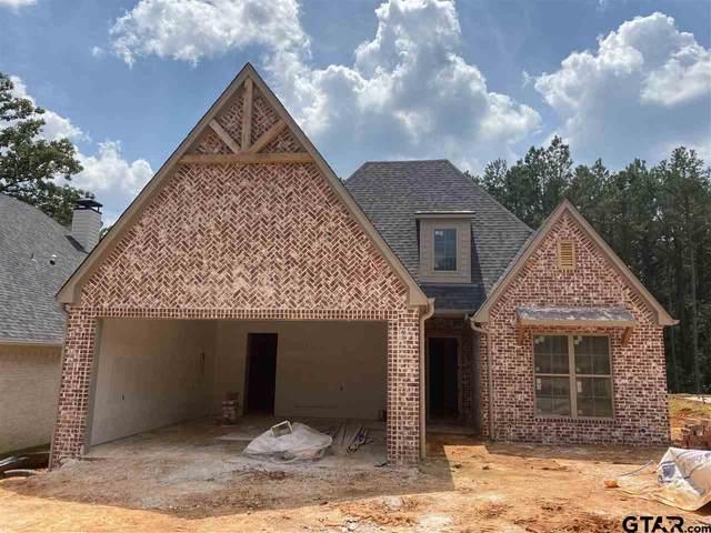 6061 Hillcross Cv, Tyler, TX 75703 (MLS #10136387) :: Realty ONE Group Rose