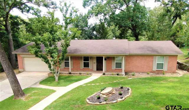 2714 Rollingwood Dr, Tyler, TX 75701 (MLS #10136403) :: Realty ONE Group Rose