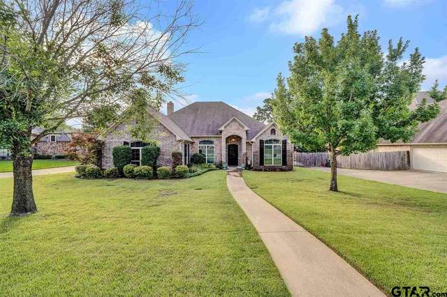 6550 Wheaton Ct, Tyler, TX 75703 (MLS #10136420) :: Realty ONE Group Rose