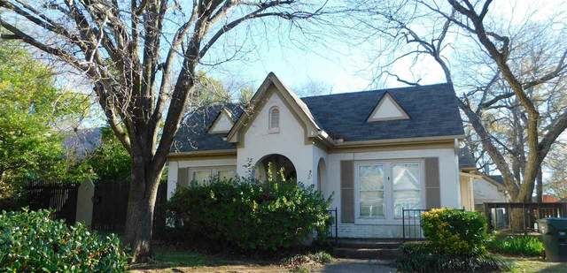 832 S Chilton Ave., Tyler, TX 75701 (MLS #10136443) :: Realty ONE Group Rose