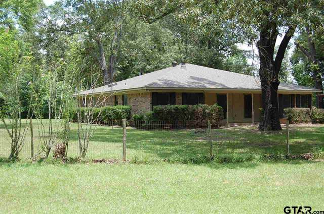 5266 E Twin Lakes, Tyler, TX 75704 (MLS #10136445) :: Realty ONE Group Rose