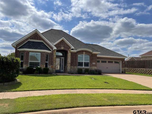 1504 Lucy Circle, Lindale, TX 75771 (MLS #10136454) :: Realty ONE Group Rose