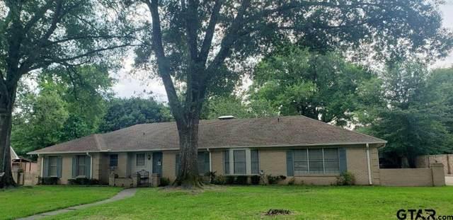 1805 Glen Arbor, Tyler, TX 75703 (MLS #10136466) :: Realty ONE Group Rose