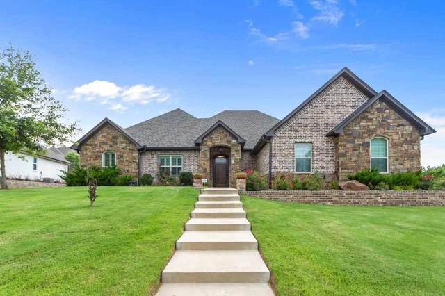 2513 Barton Creek Cir, Tyler, TX 75703 (MLS #10136488) :: Realty ONE Group Rose