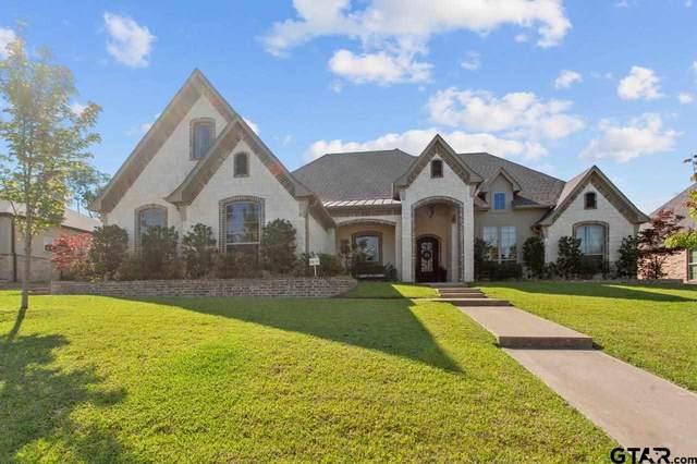 7611 Crosswater, Tyler, TX 75703 (MLS #10136493) :: Realty ONE Group Rose