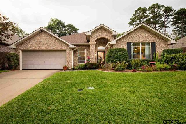 501 Skipping Stone Ln, Tyler, TX 75703 (MLS #10136494) :: Realty ONE Group Rose