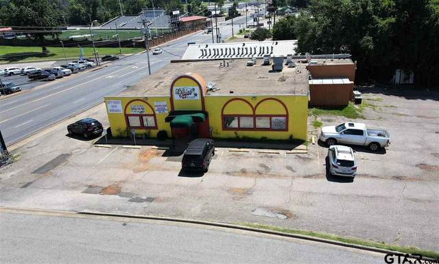 517 East Rusk St, Jacksonville, TX 75766 (MLS #10136647) :: Griffin Real Estate Group