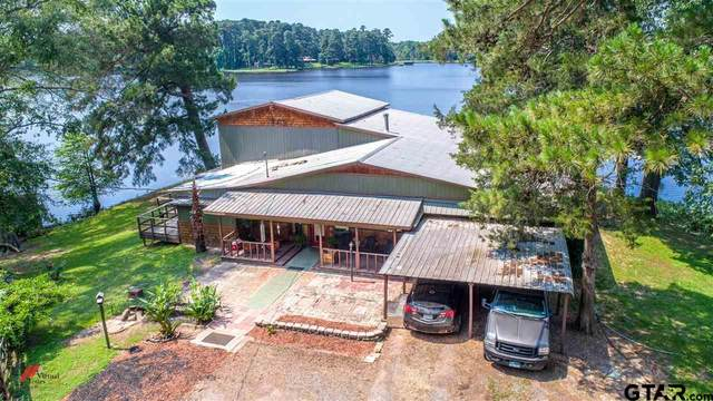136 County Road 4034, Carthage, TX 75633 (MLS #10136751) :: Griffin Real Estate Group