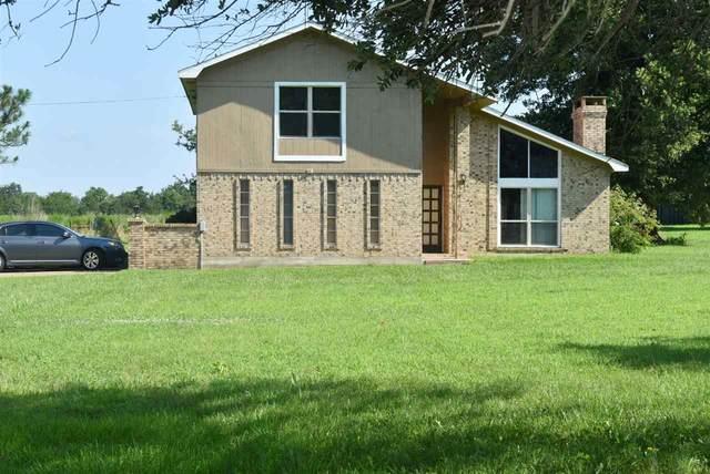 836 W Fm 515, Winnsboro, TX 75494 (MLS #10136941) :: RE/MAX Professionals - The Burks Team