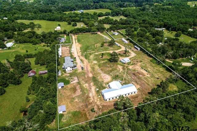 16429 County Road 1104, Flint, TX 75762 (MLS #10137088) :: Wood Real Estate Group