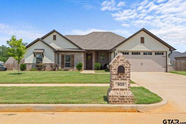 803 Sunny Meadows, Whitehouse, TX 75791 (MLS #10137137) :: Wood Real Estate Group