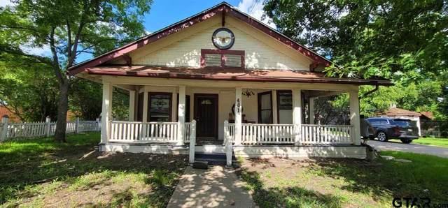 401 S 4th Street, Crandall, TX 75114 (MLS #10137140) :: RE/MAX Professionals - The Burks Team