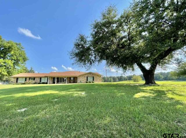 7249 W Fm 1252, Gladewater, TX 75647 (MLS #10137150) :: Griffin Real Estate Group