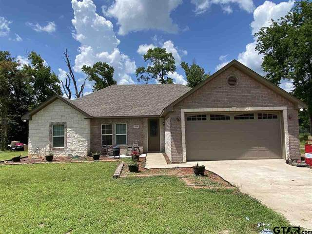9192 County Road 4156, Tyler, TX 75706 (MLS #10137161) :: RE/MAX Professionals - The Burks Team