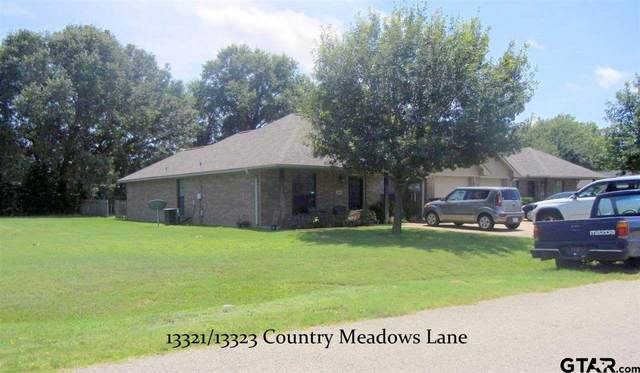 13321 & 13323 Country Meadow Lane, Lindale, TX 75771 (MLS #10137306) :: RE/MAX Professionals - The Burks Team