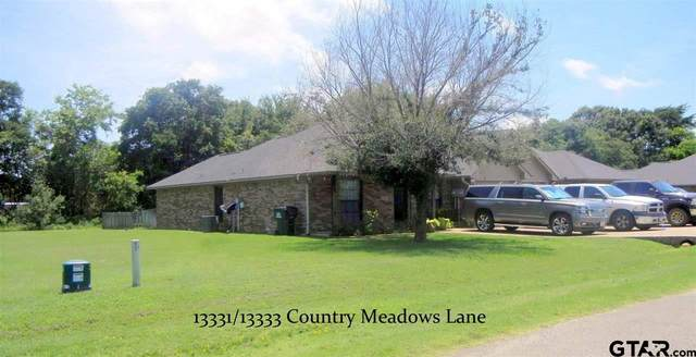 13331 & 13333 Country Meadow Lane, Lindale, TX 75771 (MLS #10137307) :: RE/MAX Professionals - The Burks Team