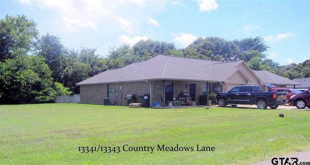 13341 & 13343 Country Meadow Lane, Lindale, TX 75771 (MLS #10137308) :: RE/MAX Professionals - The Burks Team