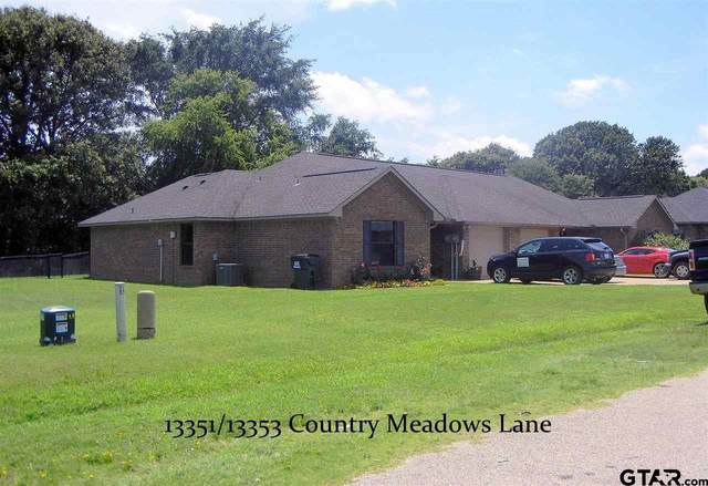 13351 & 13353 Country Meadow Lane, Lindale, TX 75771 (MLS #10137312) :: RE/MAX Professionals - The Burks Team