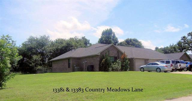 13381 & 13383 Country Meadow Lane, Lindale, TX 75771 (MLS #10137315) :: RE/MAX Professionals - The Burks Team