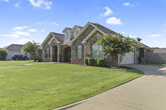 1002 Stone Shore St, Mt Pleasant, TX 75455 (MLS #10137396) :: Wood Real Estate Group