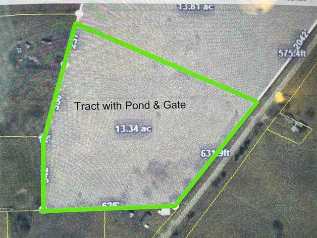 TBD Fm 59, Athens, TX 75751 (MLS #10137444) :: Griffin Real Estate Group