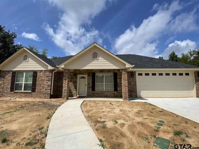 1007 Fairway Dr., Jacksonville, TX 75766 (MLS #10137474) :: Wood Real Estate Group
