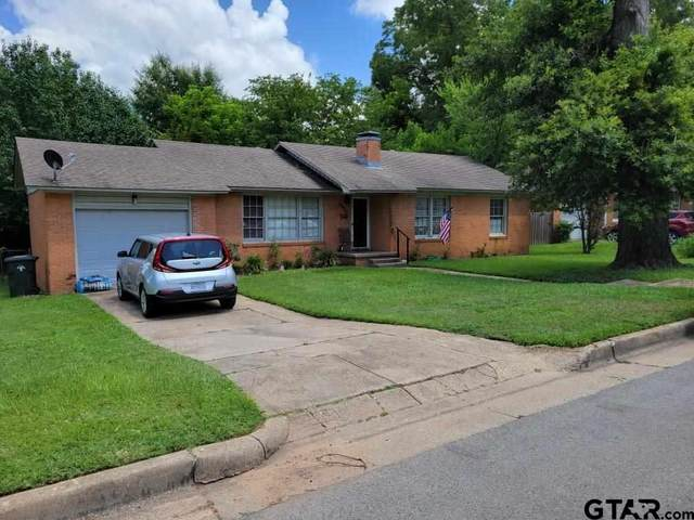 1924 S Wiley, Tyler, TX 75701 (MLS #10137498) :: Wood Real Estate Group