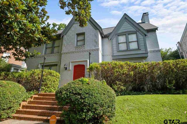 137 Rowland Pl, Tyler, TX 75701 (MLS #10137525) :: Wood Real Estate Group