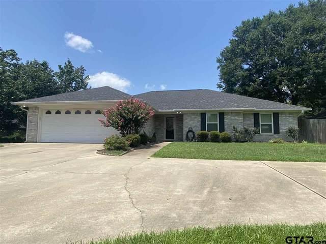 100 Kellifield, Henderson, TX 75654 (MLS #10137663) :: Griffin Real Estate Group
