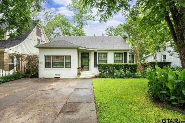 421 S Montgomery, Gilmer, TX 75644 (MLS #10137686) :: Griffin Real Estate Group