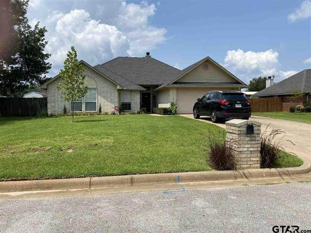 1803 Edgewater Trail, Whitehouse, TX 75791 (MLS #10137719) :: RE/MAX Professionals - The Burks Team