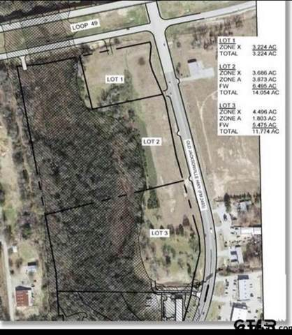 Lot 2 Fm 2493, Tyler, TX 75703 (MLS #10137731) :: Griffin Real Estate Group