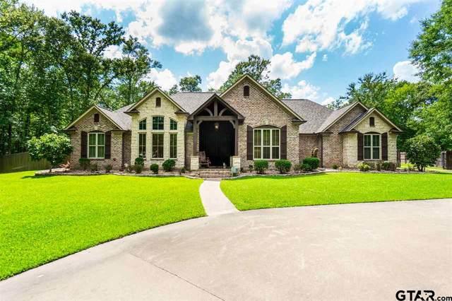 170 Timbers Road, Kilgore, TX 75662 (MLS #10137734) :: Griffin Real Estate Group