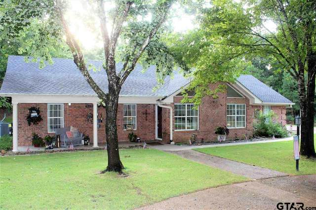 985 Greenbriar Trail, Holly Lake Ranch, TX 75765 (MLS #10137744) :: Griffin Real Estate Group