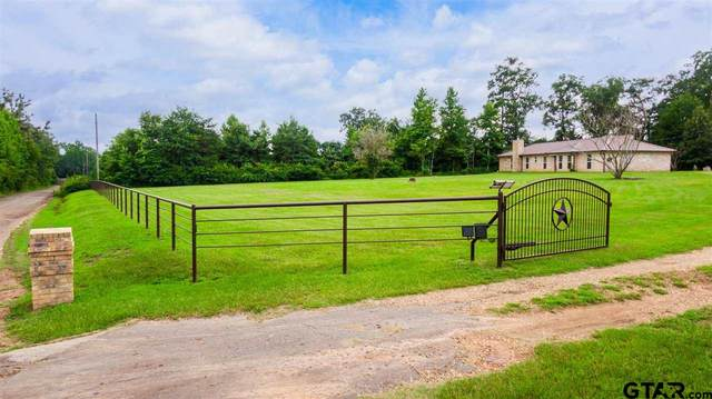 1946 Hackberry Rd, Gilmer, TX 75644 (MLS #10137751) :: Griffin Real Estate Group