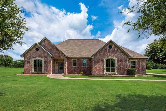 451 Vz County Road 1503, Van, TX 75790 (MLS #10137758) :: Griffin Real Estate Group