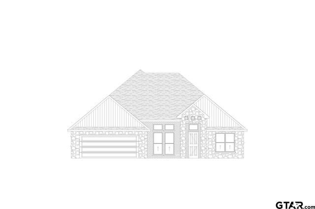 4147 Palo Pinto Creek Circle, Tyler, TX 75703 (MLS #10137782) :: Griffin Real Estate Group