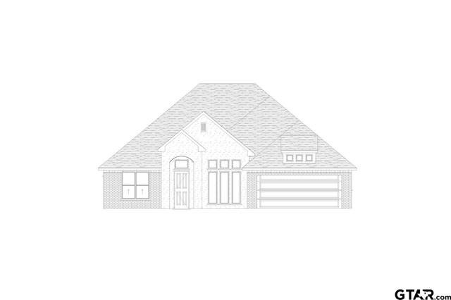 4143 Palo Pinto Creek Circle, Tyler, TX 75703 (MLS #10137783) :: Griffin Real Estate Group