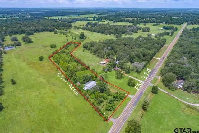 6566 Fm 314, Ben Wheeler, TX 75754 (MLS #10137785) :: Griffin Real Estate Group